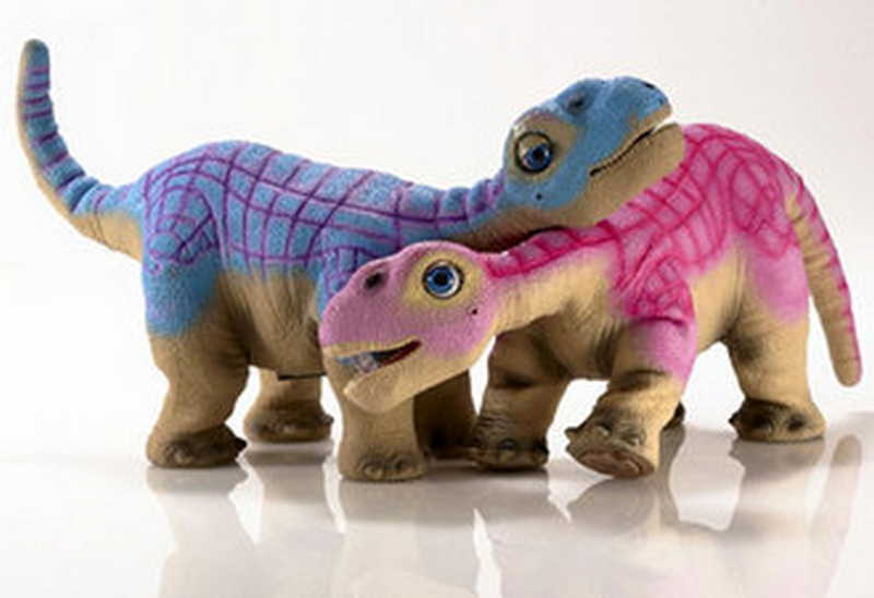 Как это сделано робот-динозавр
