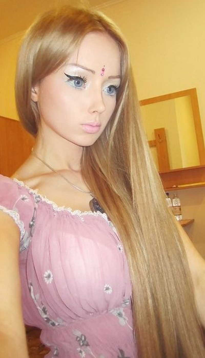 Фото самой красивой барби девушки 19 фотография