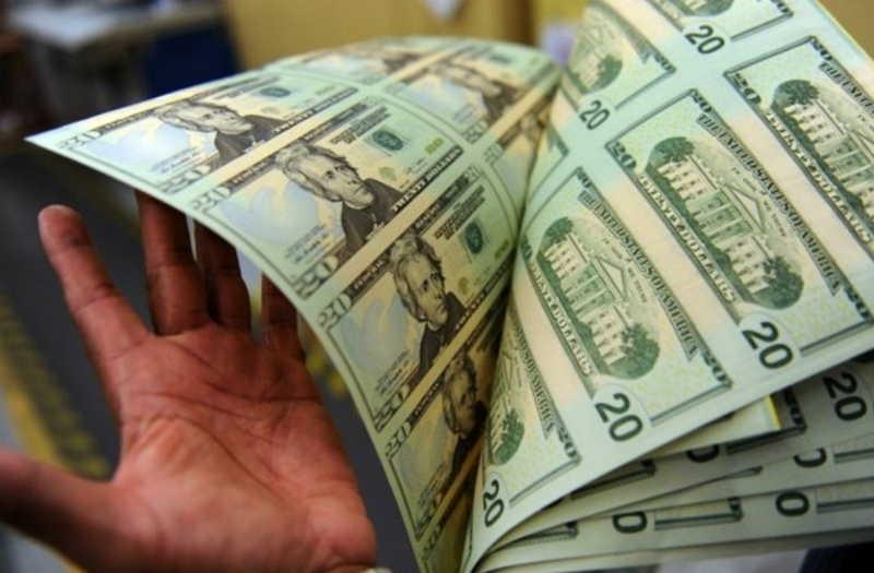 Как сделали деньги в сша