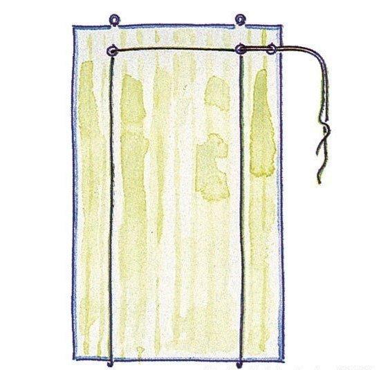 Как сшить рулонные шторы своими руками пошаговая