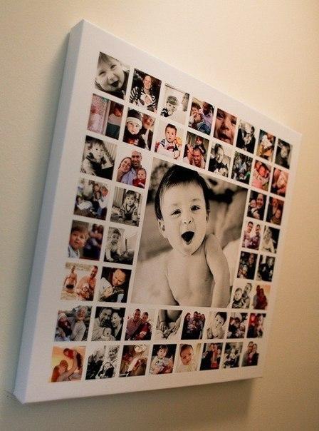 Идеи размещения семейных фотографий - MEGA-BITVA.RU