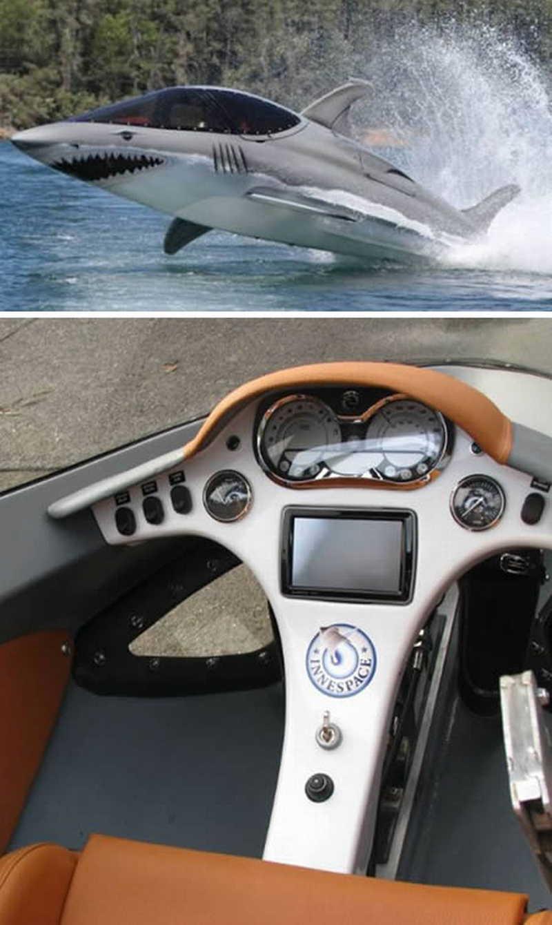 максимальная скорость лодки в мире